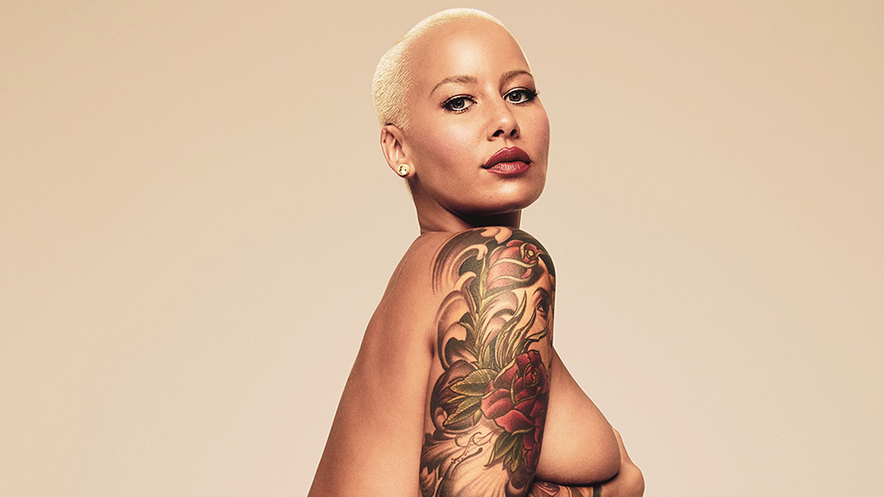 Amber Rose the fappening