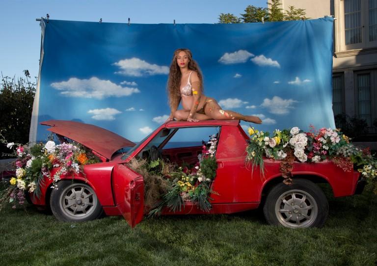 Beyonce Knowles leaked nude
