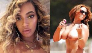 Beyoncé Knowles nudes