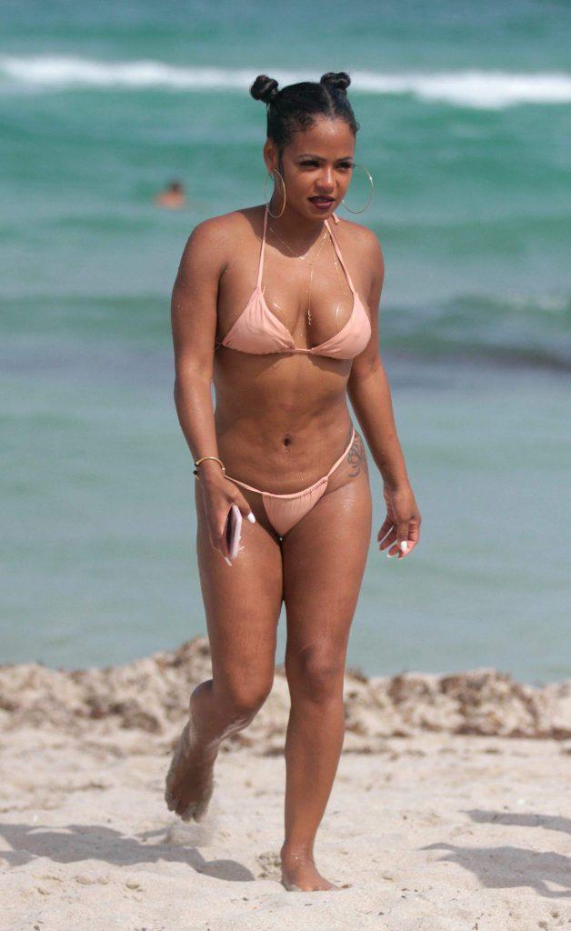 Whoa Christina Milian Private Naked Pics-4990