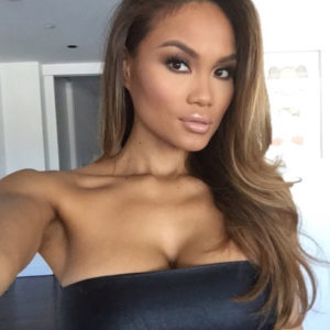 Blasian Hottie Daphne Joy Porn Pictures