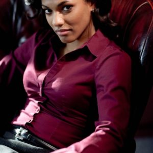 Freema Agyeman Topless Pics & Video