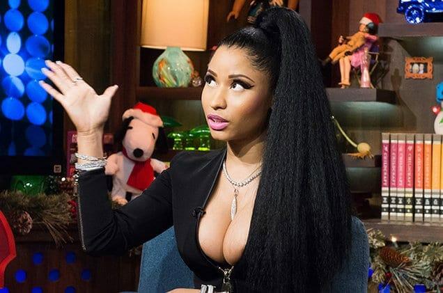 Nicki Minaj nice tits