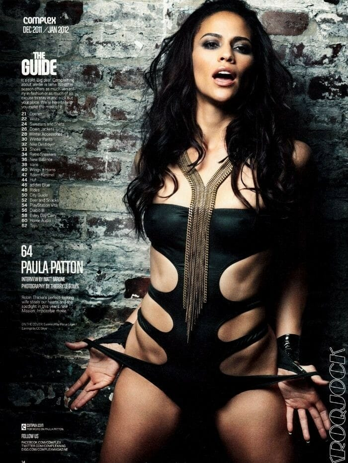 Paula Patton fappening leak