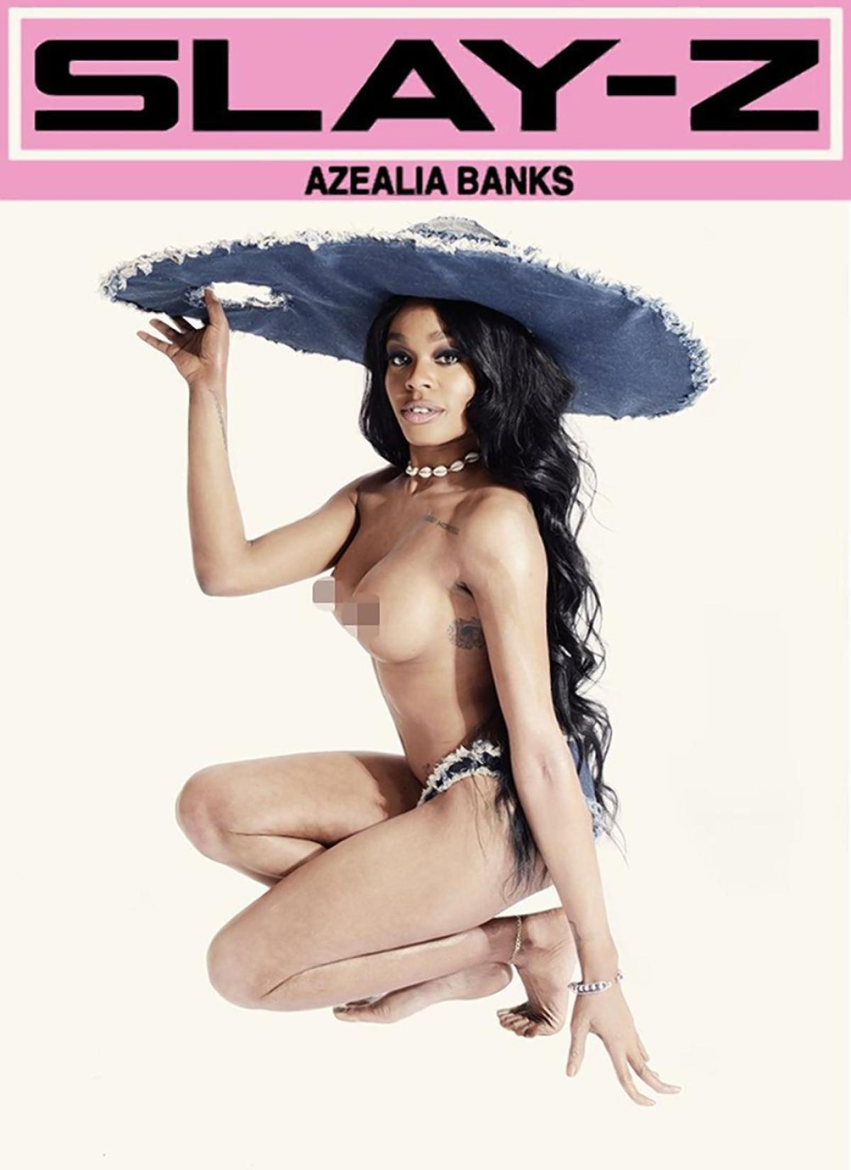 Azealia banks tits - 2019 year