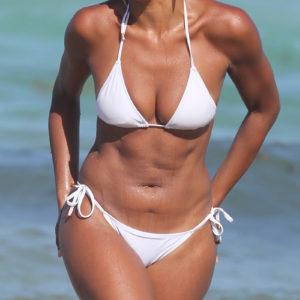 Claudia Jordan hot boobs