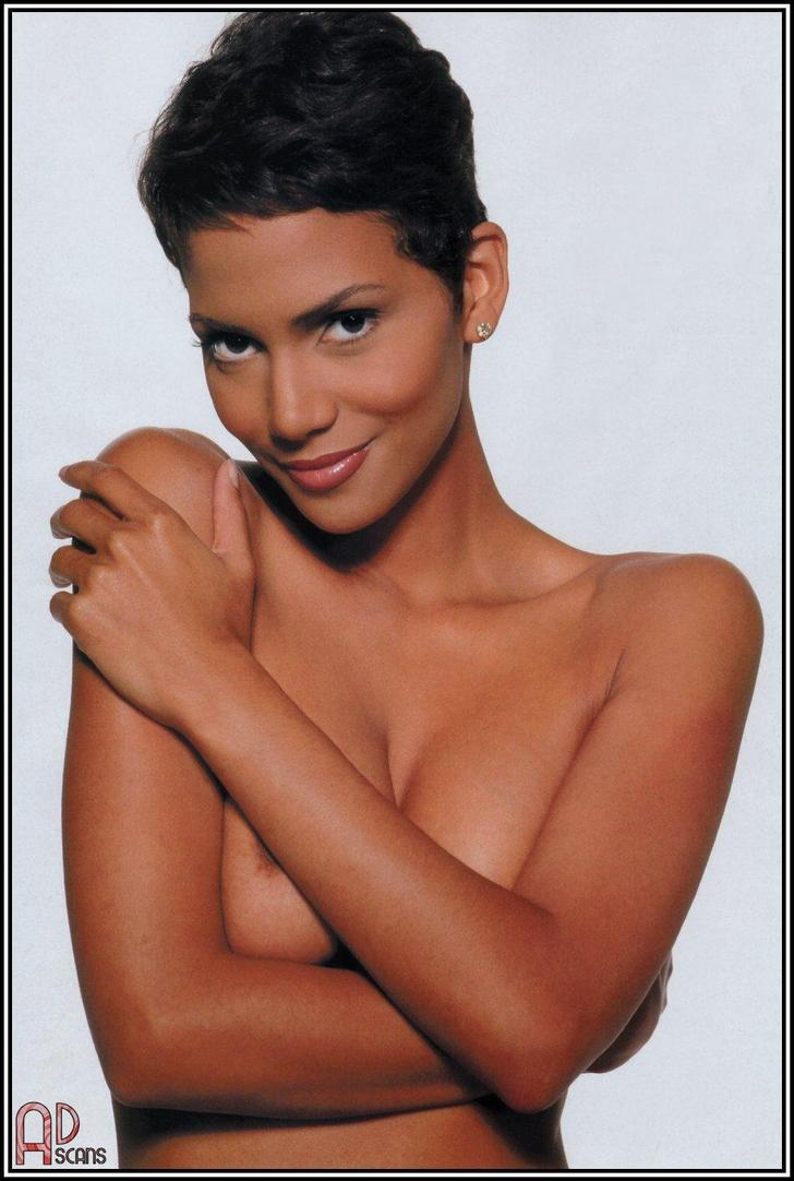 Halle Berry big boobs