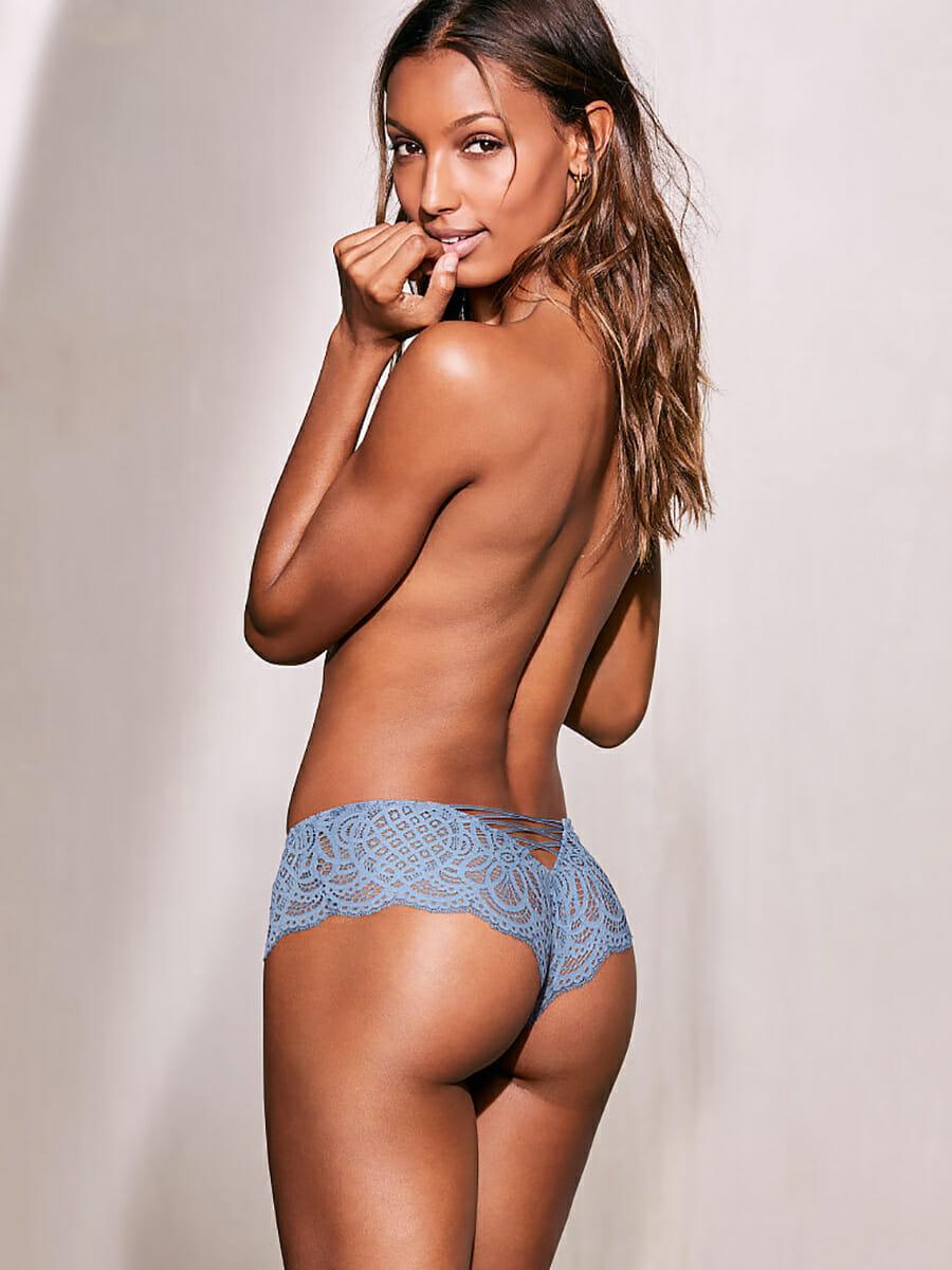 Jasmine Tookes booty