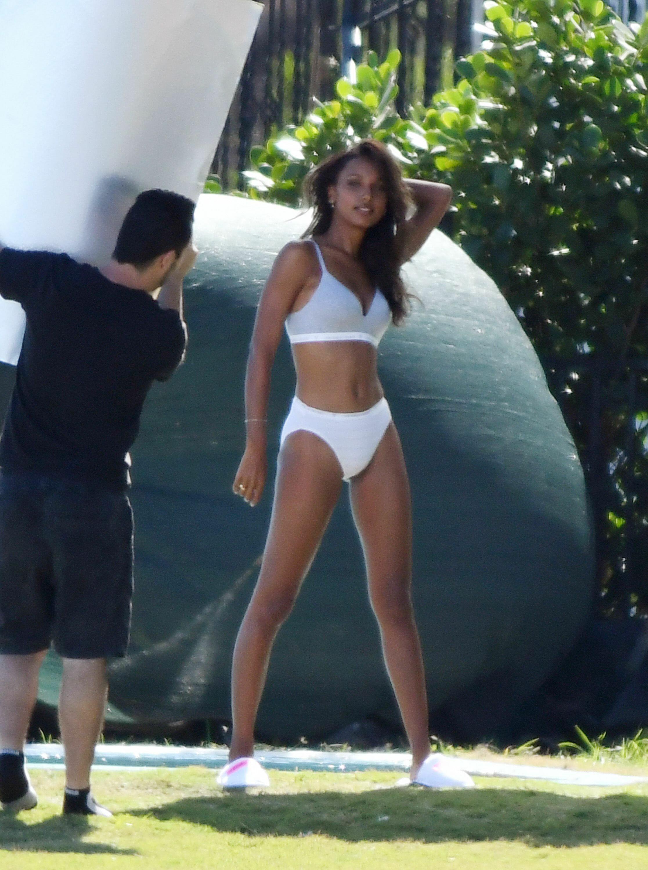 Jasmine Tookes photoshoot