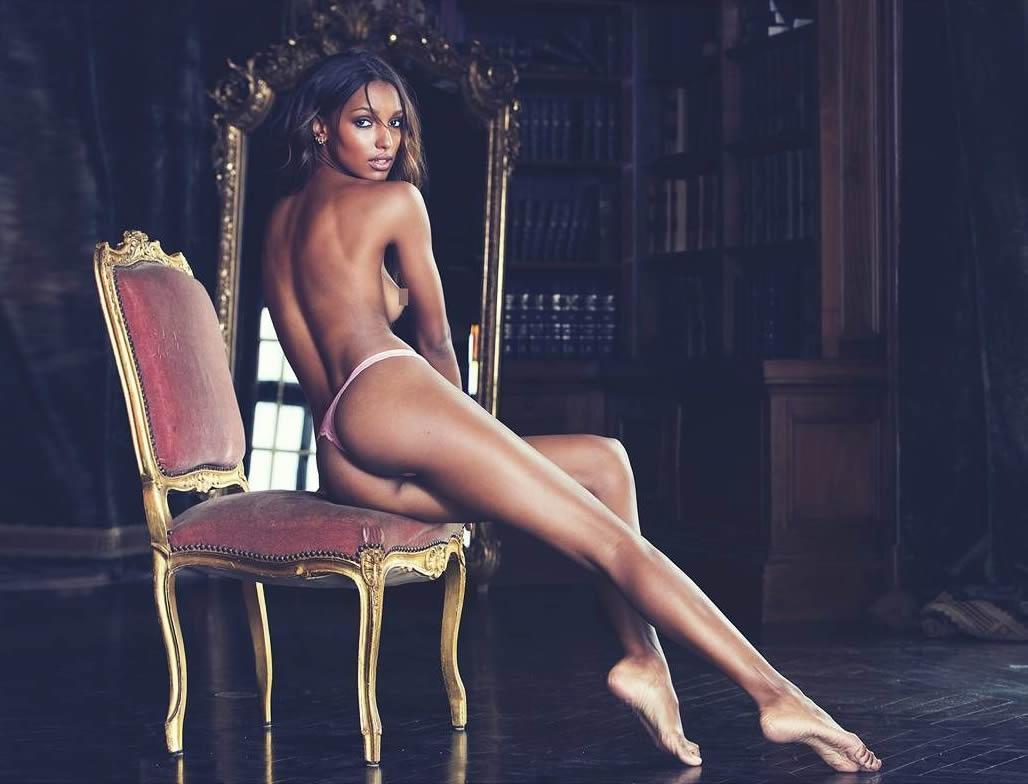 Jasmine Tookes pussy pic