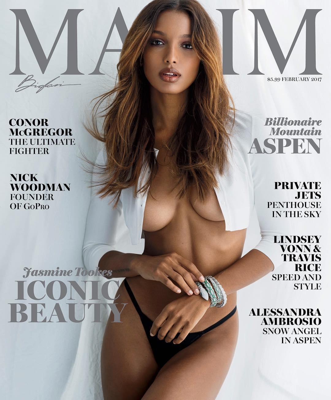 Jasmine Tookes tits