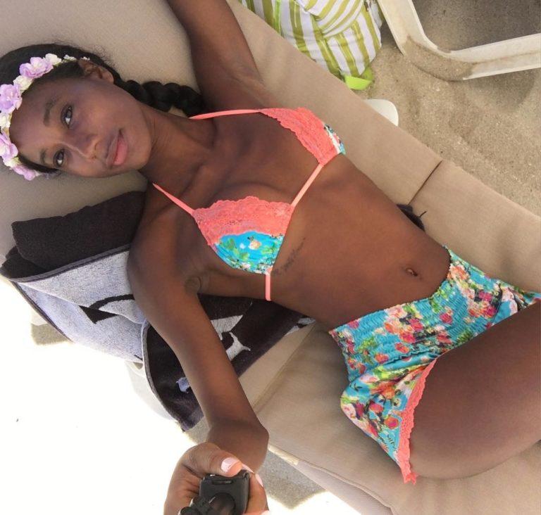 Jazzma Kendrick big boobs