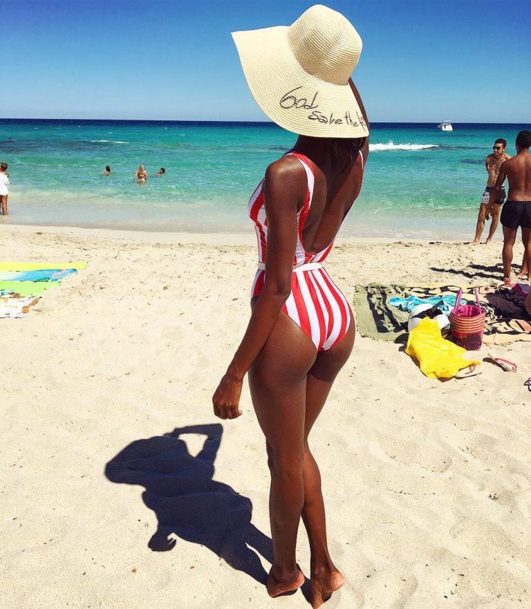 Jazzma Kendrick naked boobs