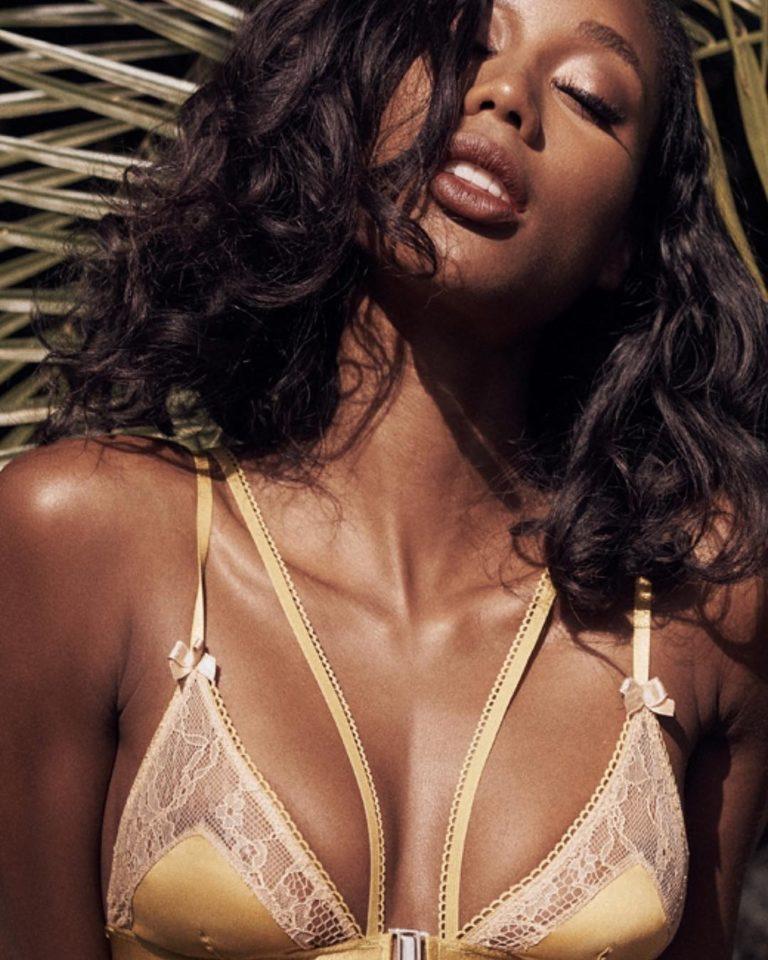 Jazzma Kendrick nude