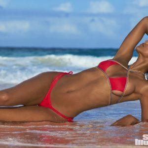 Lais Ribeiro naked boobs