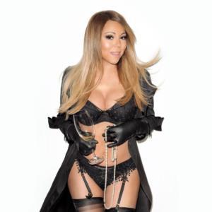 Mariah Carey lingerie