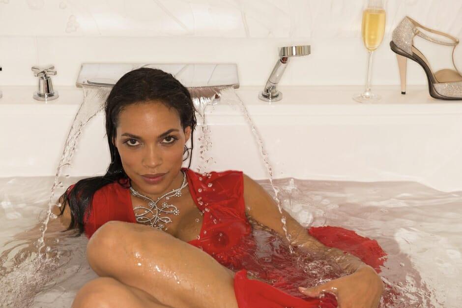Rosario Dawson sexy nude