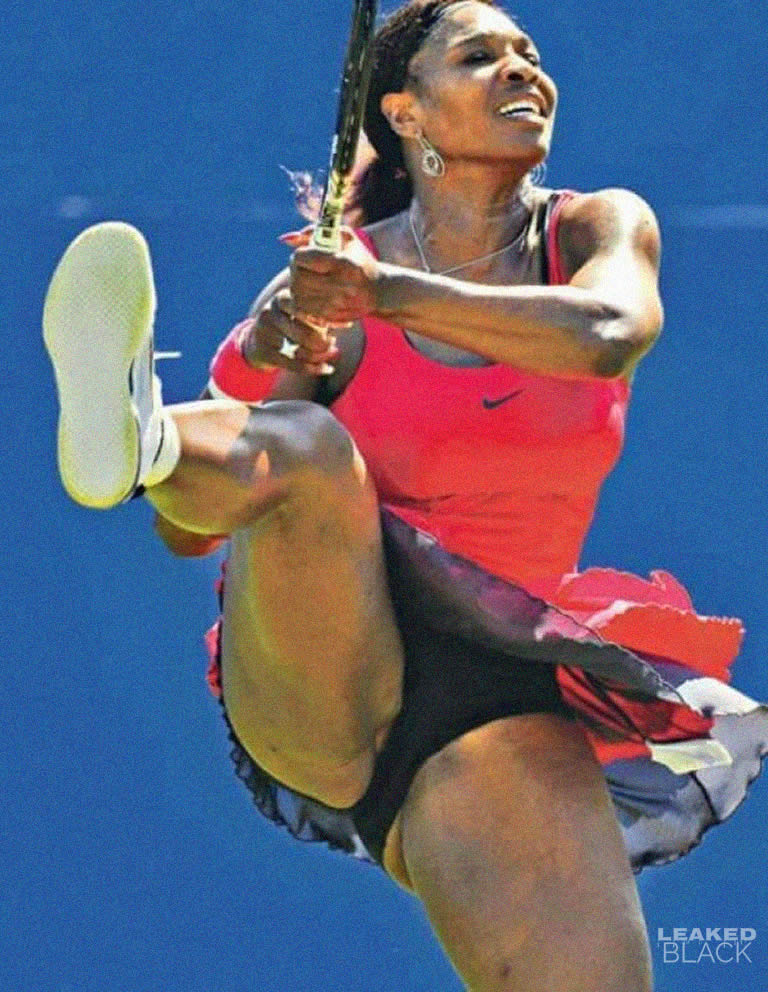 serena williams xxx slip