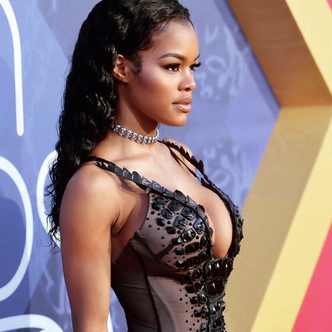 Were not teyana marie pussy naked will not