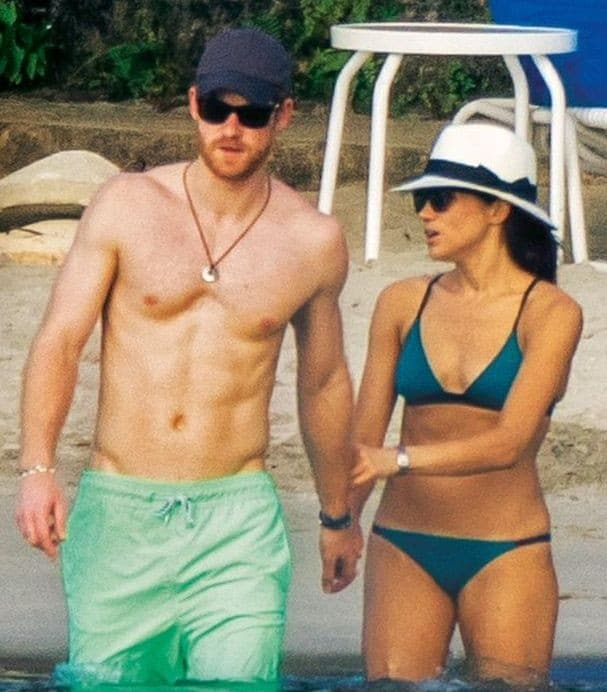 Prince Harry and Meghan Markle hot couple