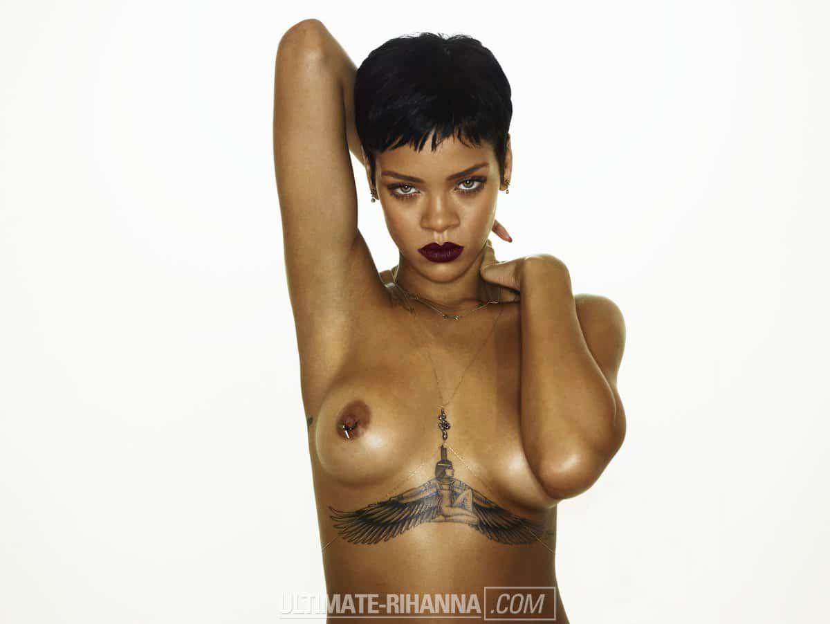 Rihanna home sex video something is