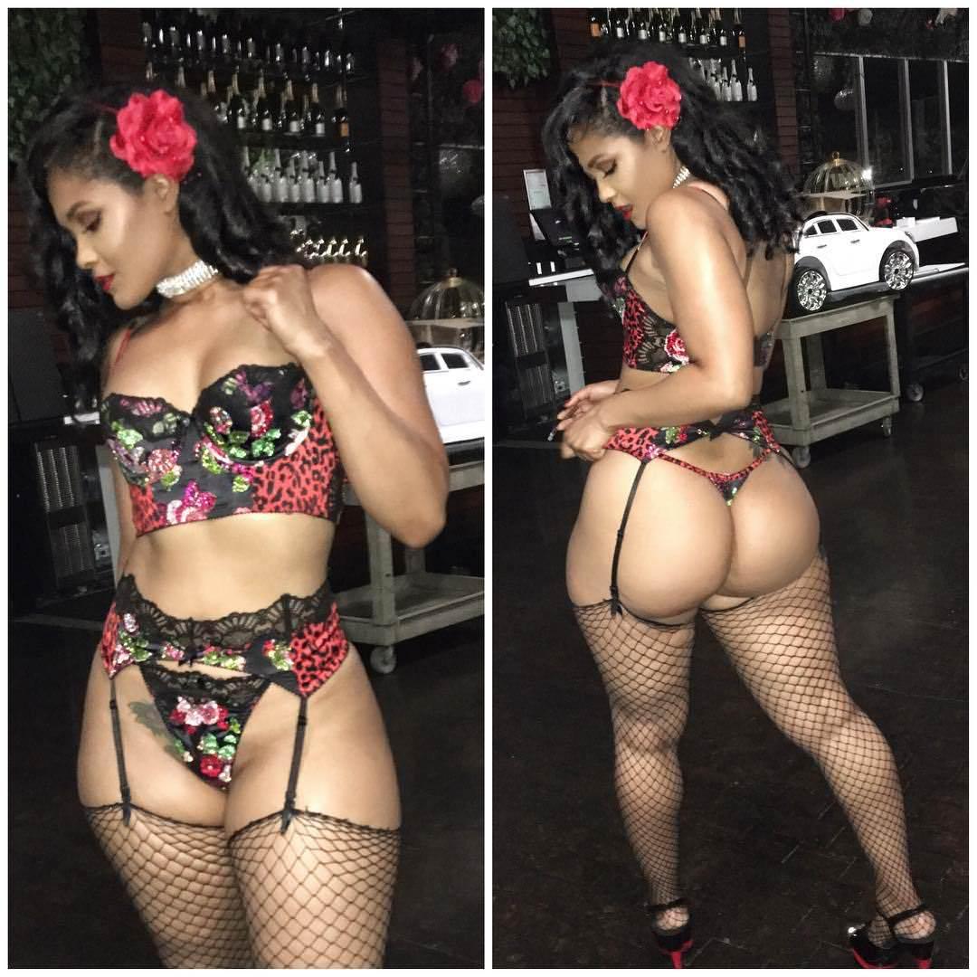 Maliah Michel thick