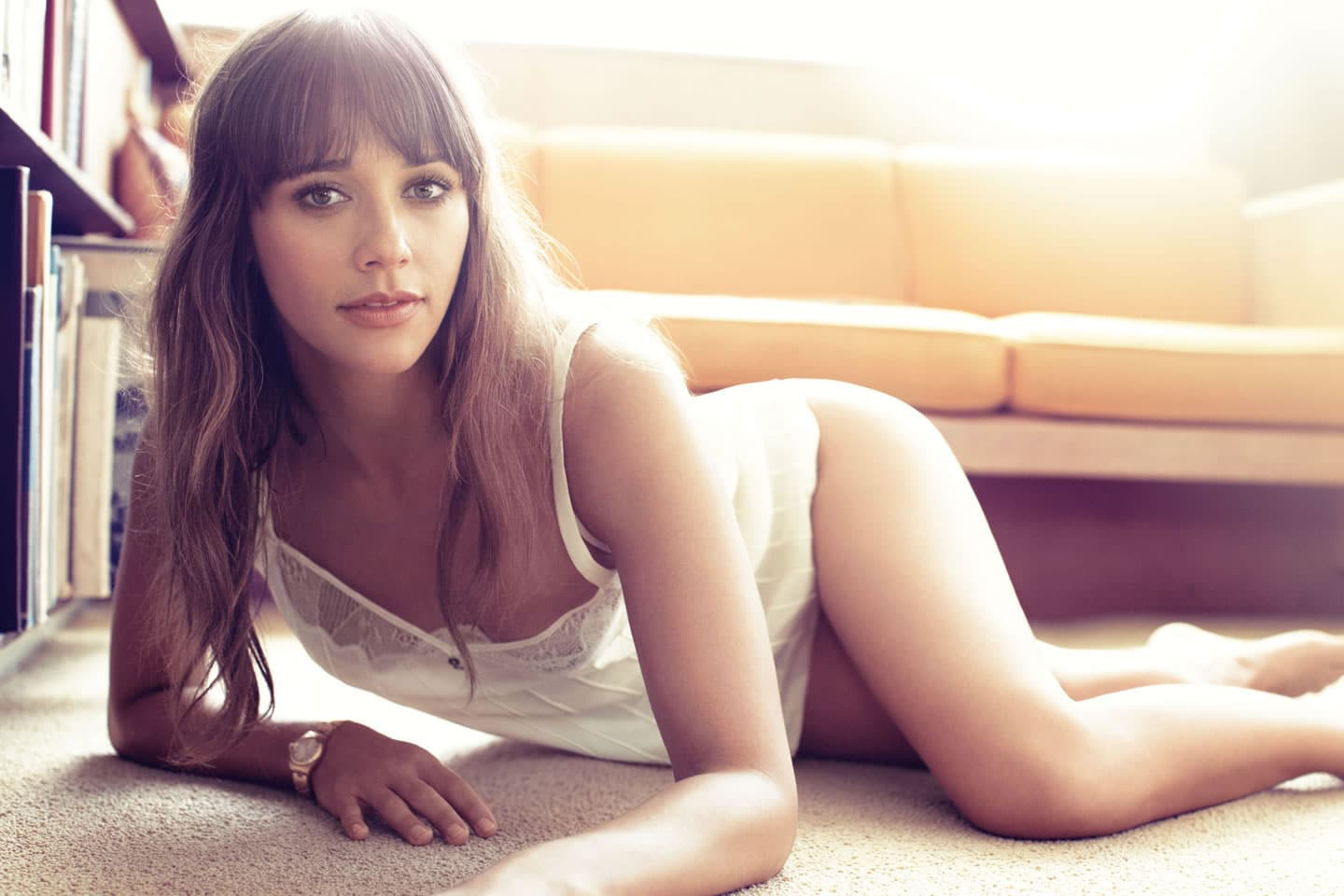 rashida jones naked
