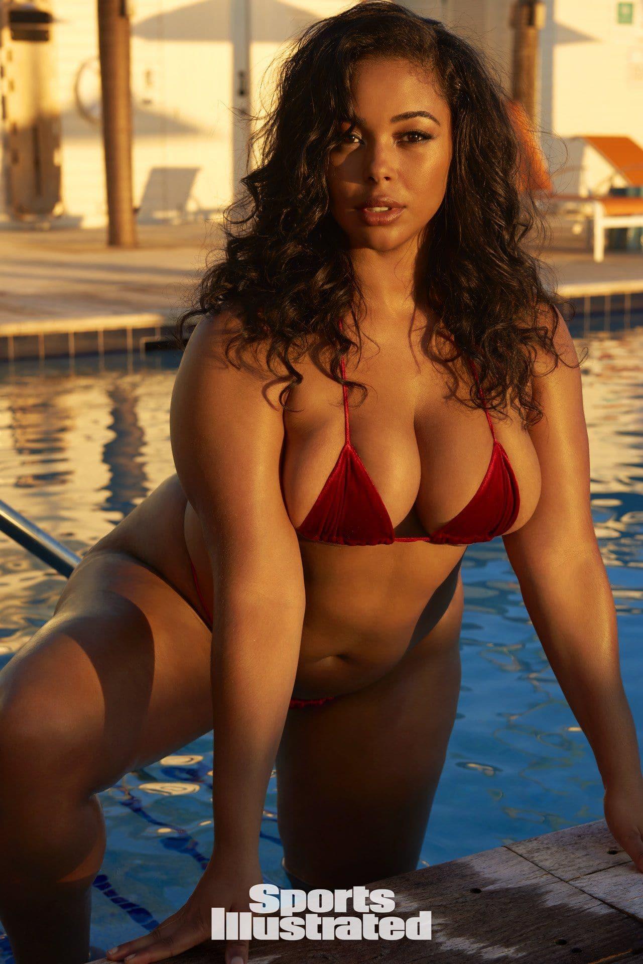 Tabria Majors sexy nude pic