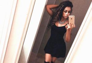 Liza Koshy sexy selfie